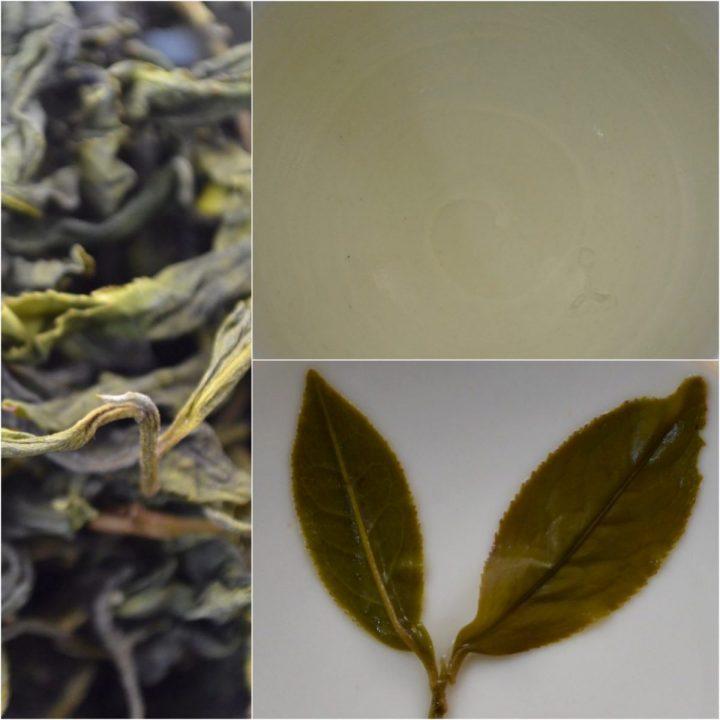 Taiwan Green Tea